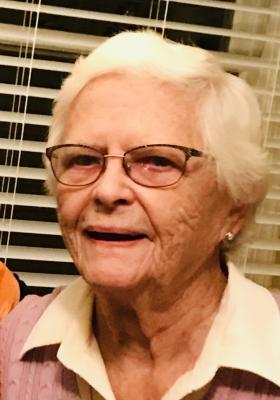 Photo of Margaret Kinsing
