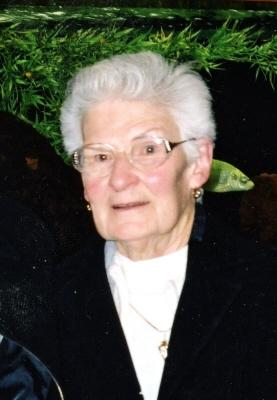 Photo of Verna Hamilton
