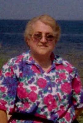 Irene Mary Martin