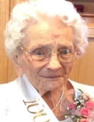 Mildred Evelyn Baxter