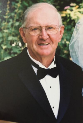 Clarence A. Ike