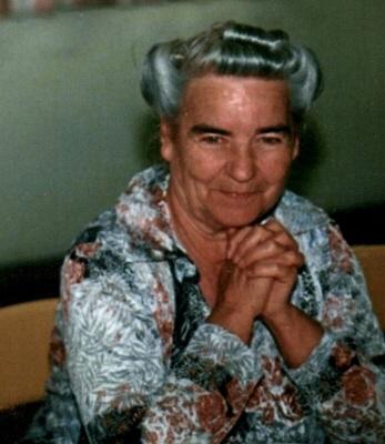 Dorothy MCcreary