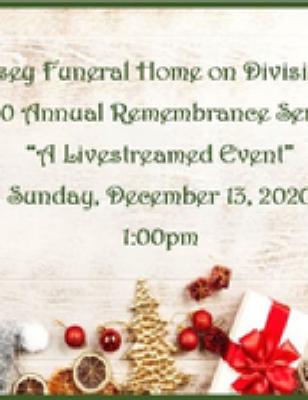 2020 Annual Remembrance Service