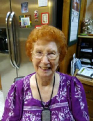 Patsy Ruth Elston