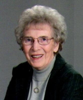 Photo of Margaret Arnold