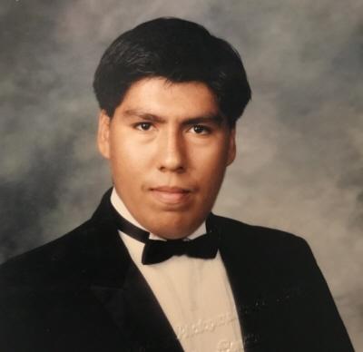 Photo of Juan Saldivar III
