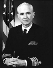 Rear Admiral Horace B. Robertson, Jr.