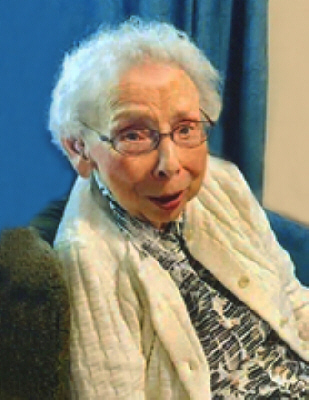 Marjorie Emma Nelson