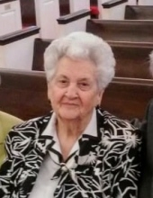 "Mrs. Geraldine ""Gerry"" Jones Garvin"