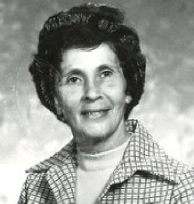 Margaret Foreman