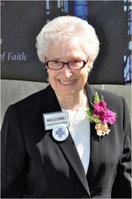SISTER MARY ROSE HAMMERLING,OSB