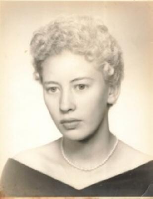 Mary Jeanette Vallun