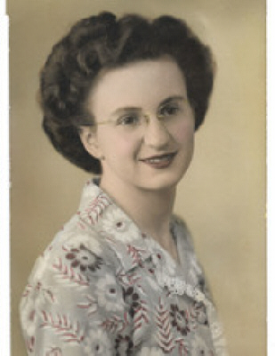 Marie Jeanna Lorette Frechette