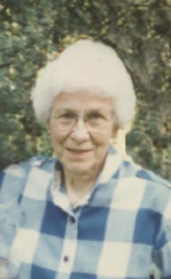 Mildred E. Saxton