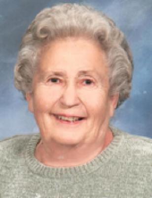 Edith Miriam Blanchard