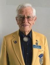 Bruce James Parsons, OD