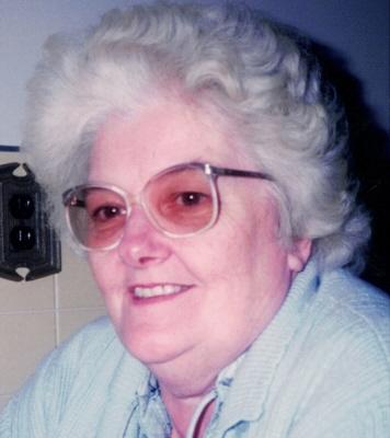 Jeanne Gagné (née Legendre)