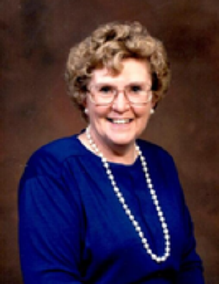 Wilma Evely McMurtry
