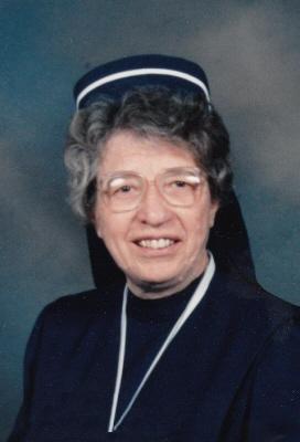 SISTER EUGENIA MARY STEFANIUK, SSMI