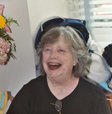 Susan Judith Brown