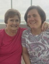 Gayle Nance and Sharon Burr