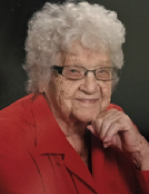 Thelma Juette Hemby Thompson