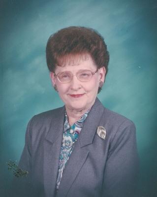 Patricia  Ann Eggleston