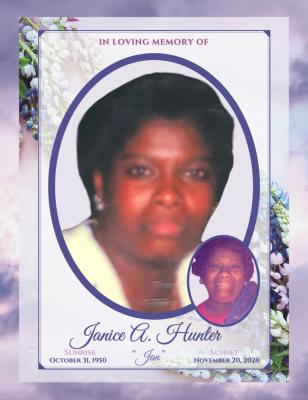 Janice A. Hunter