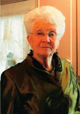 Photo of Mae McCann (nee Foran)