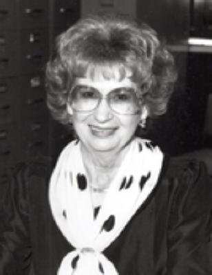 Virginia Louise McCrary