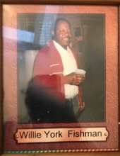 Willie Lee York