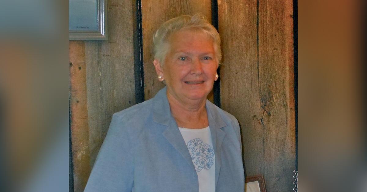 Lois Jean Zender