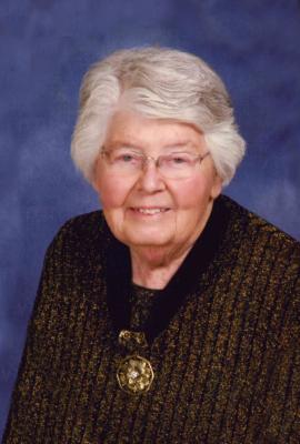 Photo of A. Ruth O'Brien