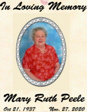 Mary Ruth Peele