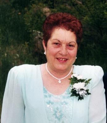 Photo of Dolores Dagenais (née Beaudoin)
