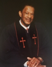 Rev. Thomas  Henry Barclay