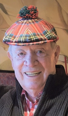 Photo of Frank Ian Hall