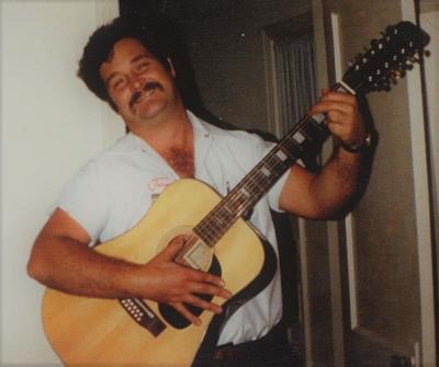 Photo of Johnny Scheuch