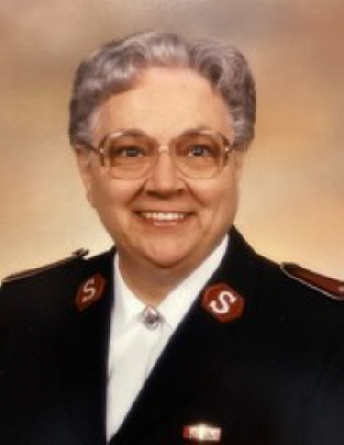 Colonel Barbara Jean Gruer Obituary