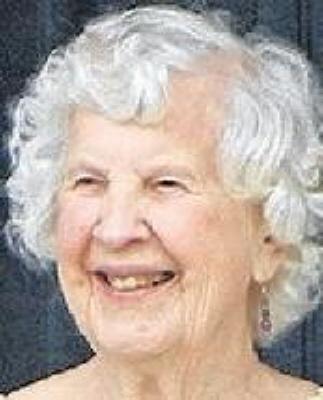Ann Buchholz Alden Obituary