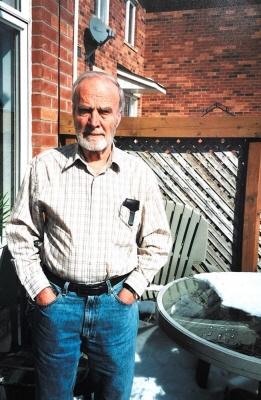 Bernard Rainford Obituary