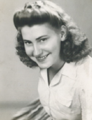 Evelyn Doris Gariepy Obituary