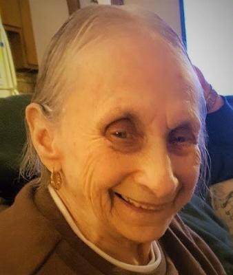 Alice F. Egner Obituary