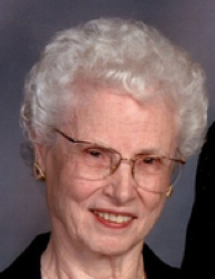 Imogene Doris Blough