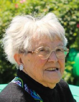 June Frances Genthner
