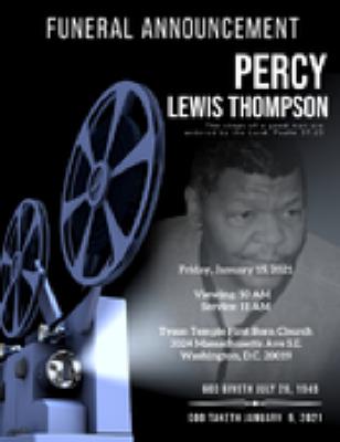 Percy Lewis Thompson