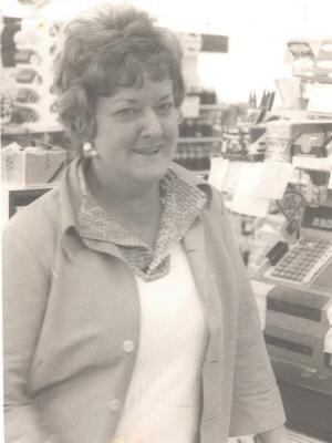 Photo of Eleanor Henderson (nee Langford)