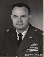 Lt. Col Earl Williams Holtzscheiter