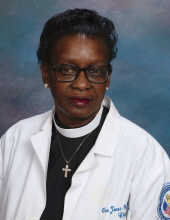 Rev. Dr. Orea Jones-Wells