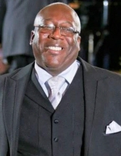 Presiding Prelate Bishop Joe L. Robinson